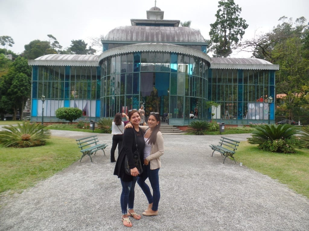 Tour in Petrópolis.