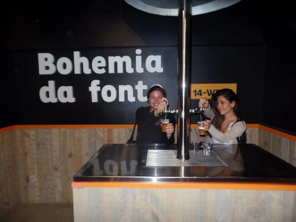 Cervejaria Bohemia, Petrópolis.