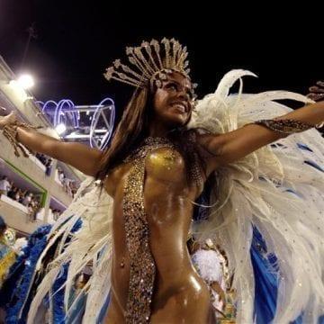 Samba classes. Dance like a Brazilian as you learn Portuguese.