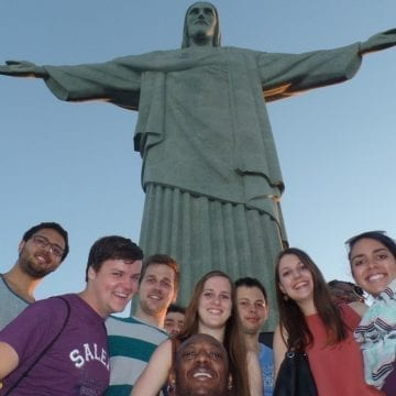 Christ the Redeemer.