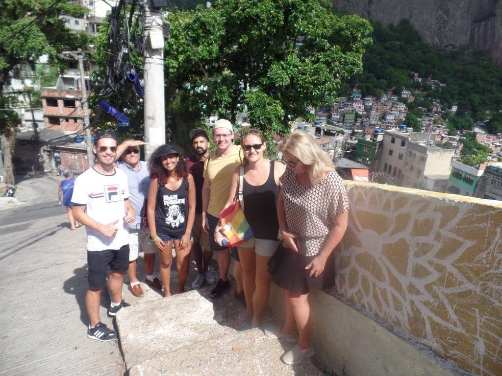 Favela Tour Rocinha.