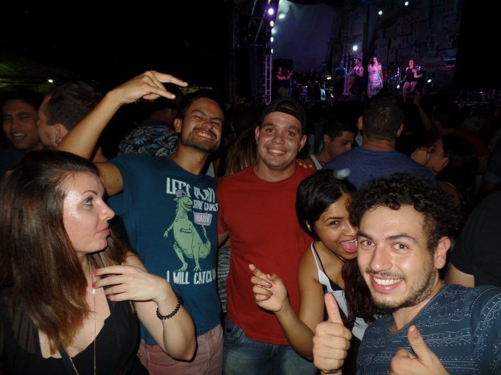 preta gil's concert