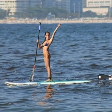 Stand Up Paddle Surf in Rio