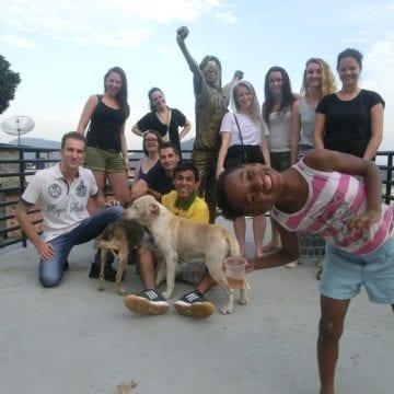 Favela Santa Marta - RioLIVE! Weekends