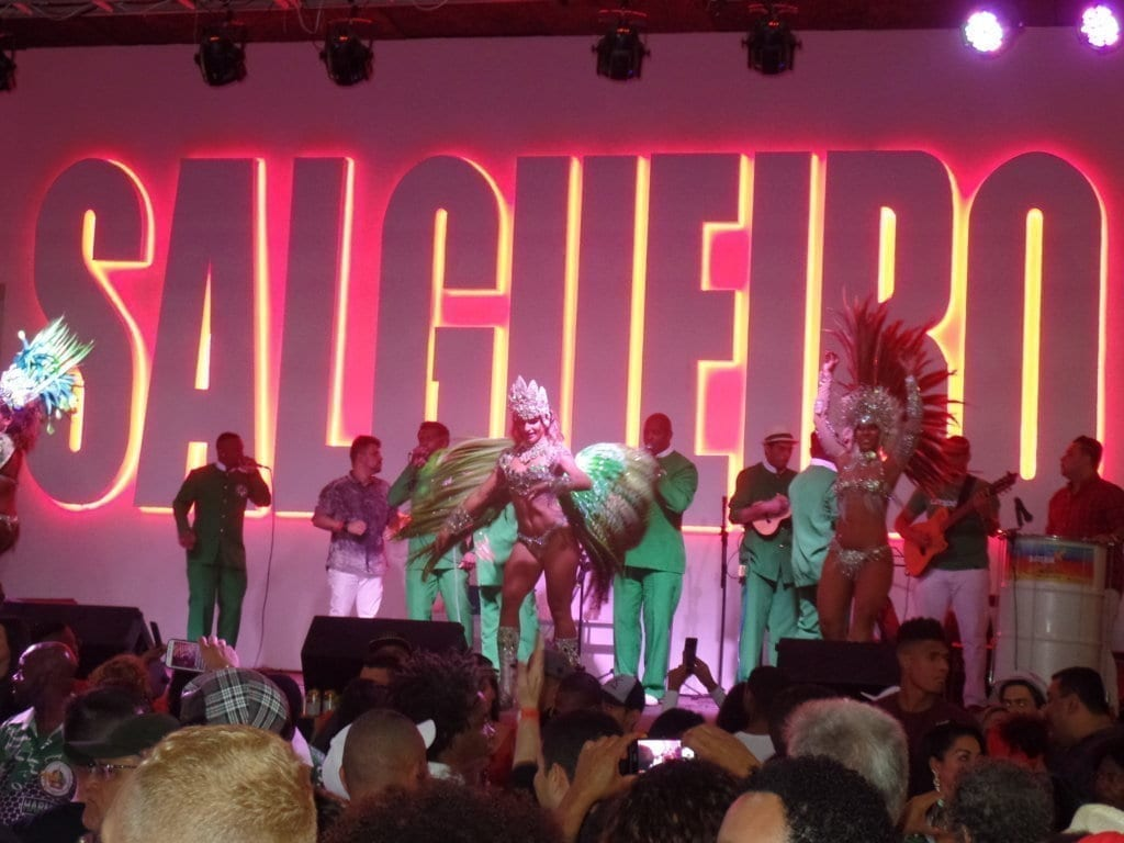 Samba at Salgueiro.