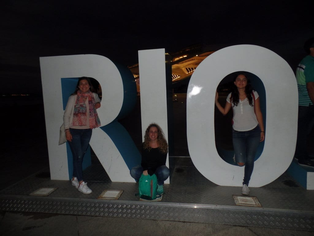 Porto Maravilha in Rio de Janeiro.