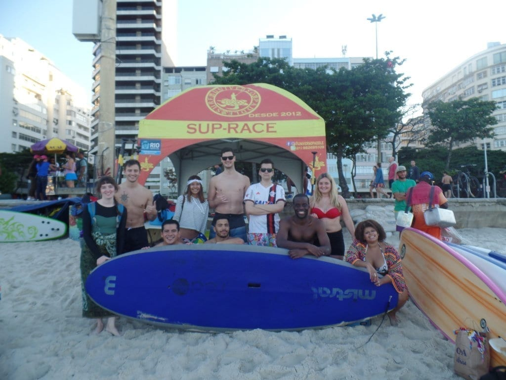 Portuguese Language Surfers.