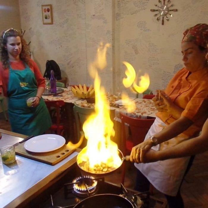 An amazing experience Brazilian Cuisine Class in Rio de Janeiro.
