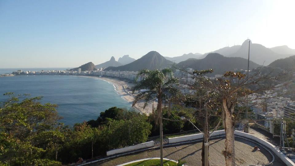 Mejores Sitios Turísticos de Río de Janeiro. Copacabana.