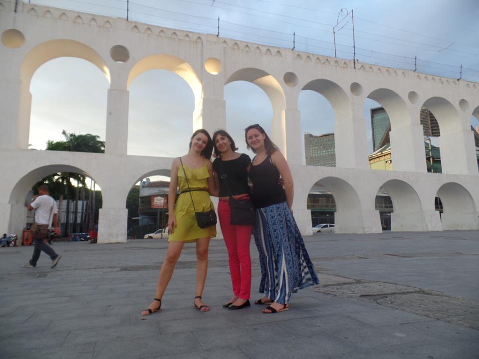 Lapa: Arcos da Lapa.