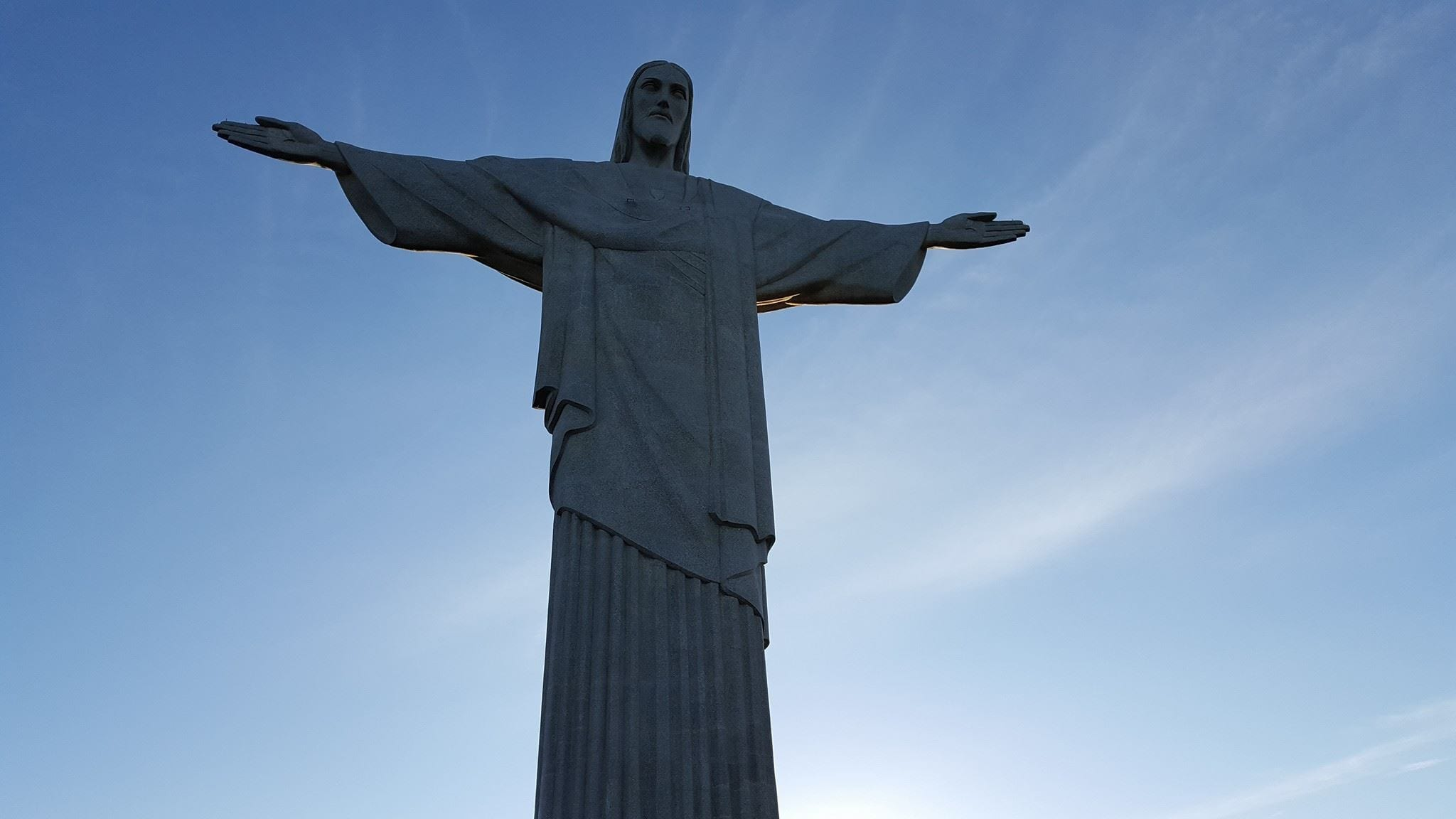 Os Dez Melhores Pontos Turísticos do Rio de Janeiro. Cristo Redentor