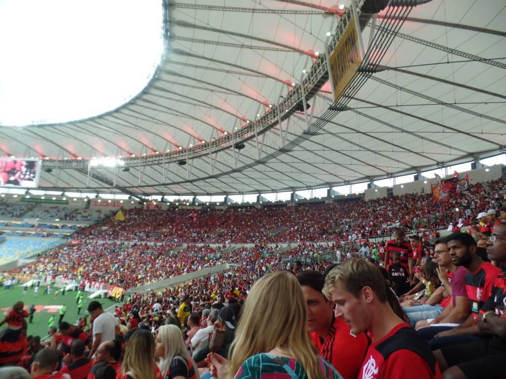 Estadio Maracaná uno de los mejores lugares para visitar: Estádio Jornalista Mário Filho.