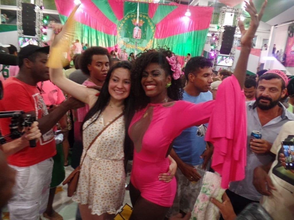 Los mejores planes en Río de Janeiro. Escola de Samba Río de Janeiro
