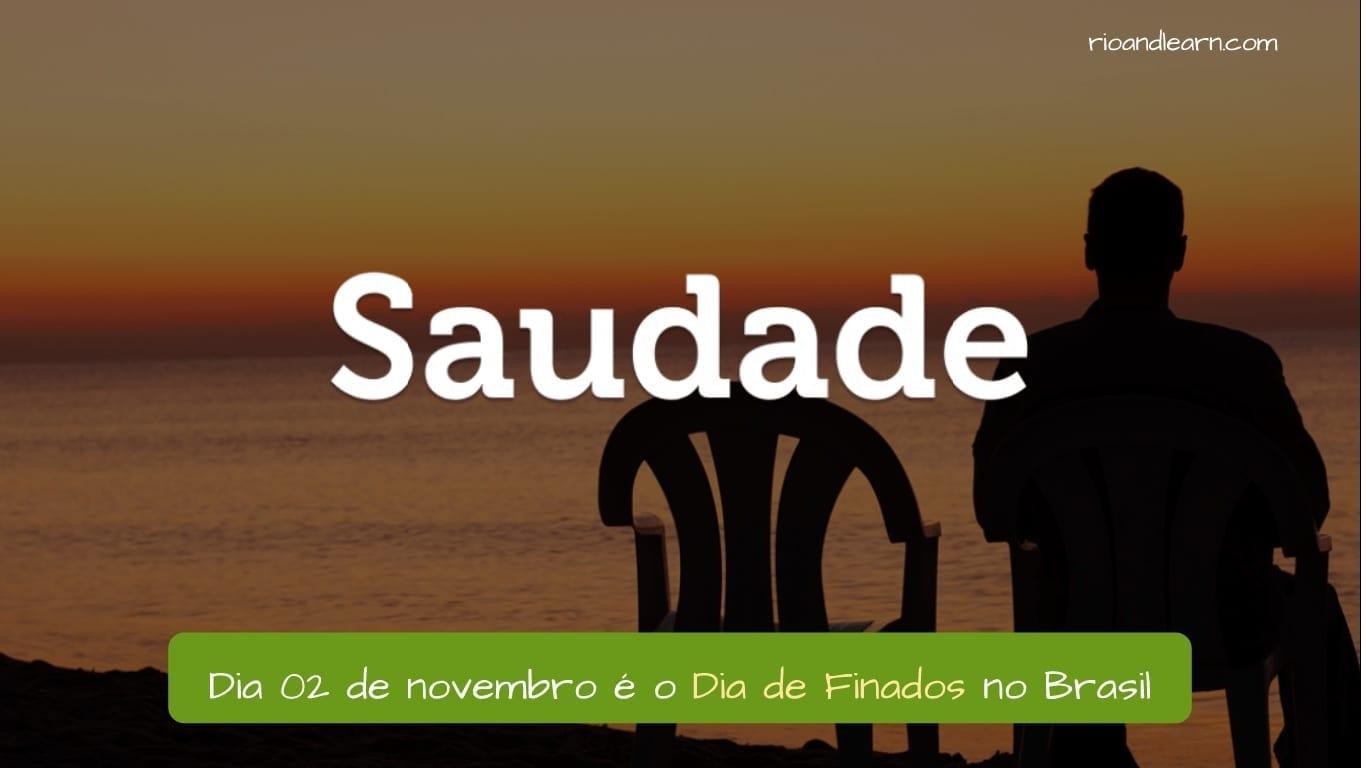 A Dica do Dia - Dia 2 de novembro é o dia de finados no Brasil