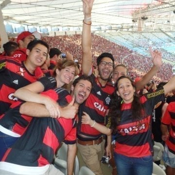 Watch a football match with us on our Maracanã RioLIVE! Weekend.
