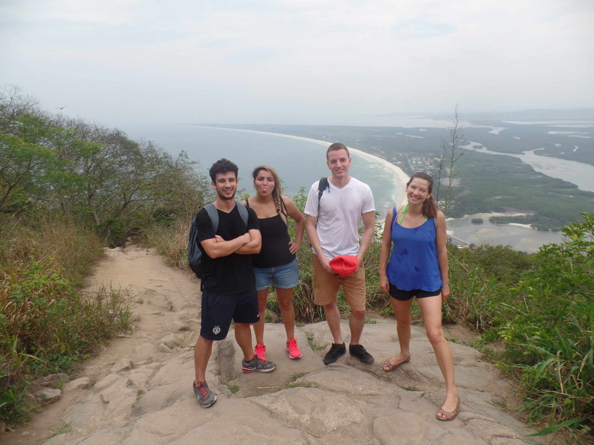 We enjoyed exploring the west zone of Rio.