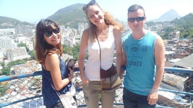 Discovering Favela Dona Marta
