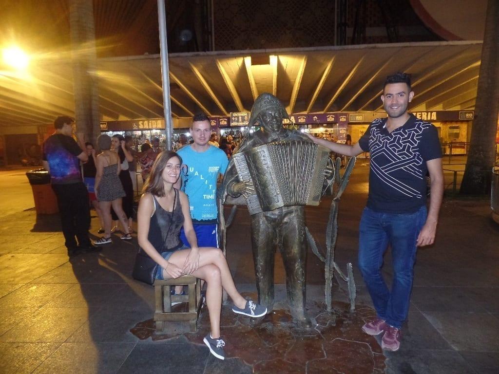 Feria de San Cristóbal es donde la comunidad Nordestina de Río se encuentra para recordar sus raíces.