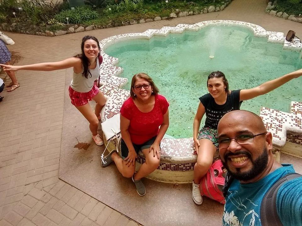 Flowers at Jardim Botânico - Rio & Learn - RioLIVE! Activities