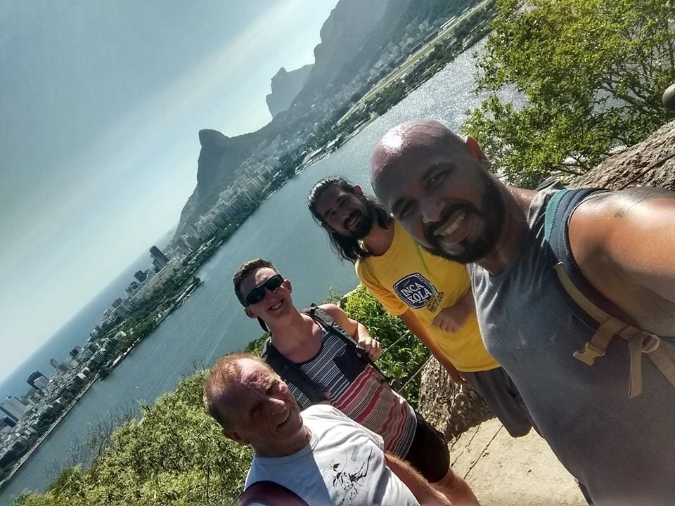 Afternoon at Lagoa - That amazing view we all love! - RioLIVE! Activities