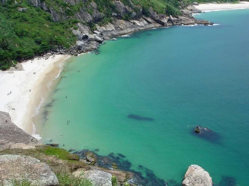 Praia do Perigoso es una preciosa playa de Río de Janeiro.