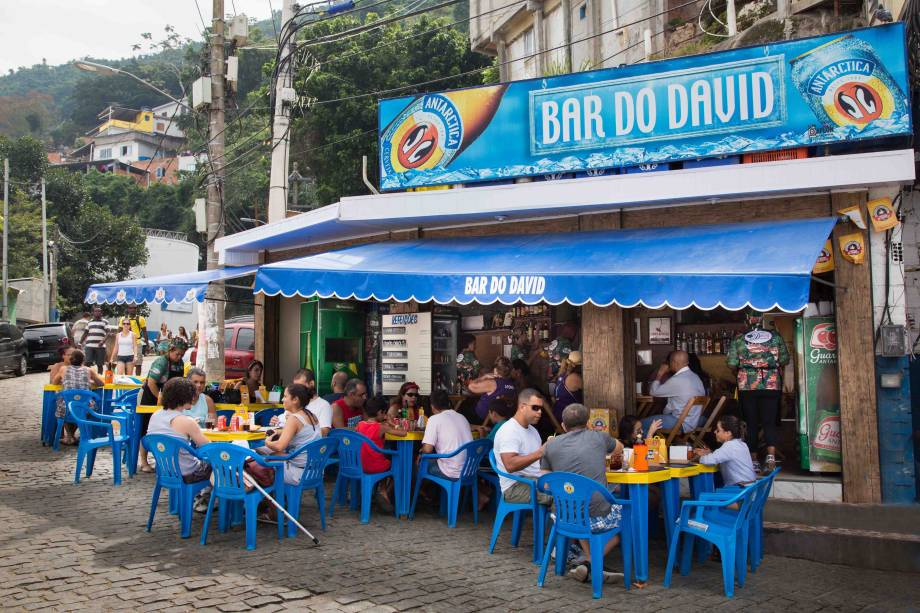Restaurants in Rio de Janeiro - Bar do David- A Dica do Dia - Rio & Learn - Portuguese lessons for free