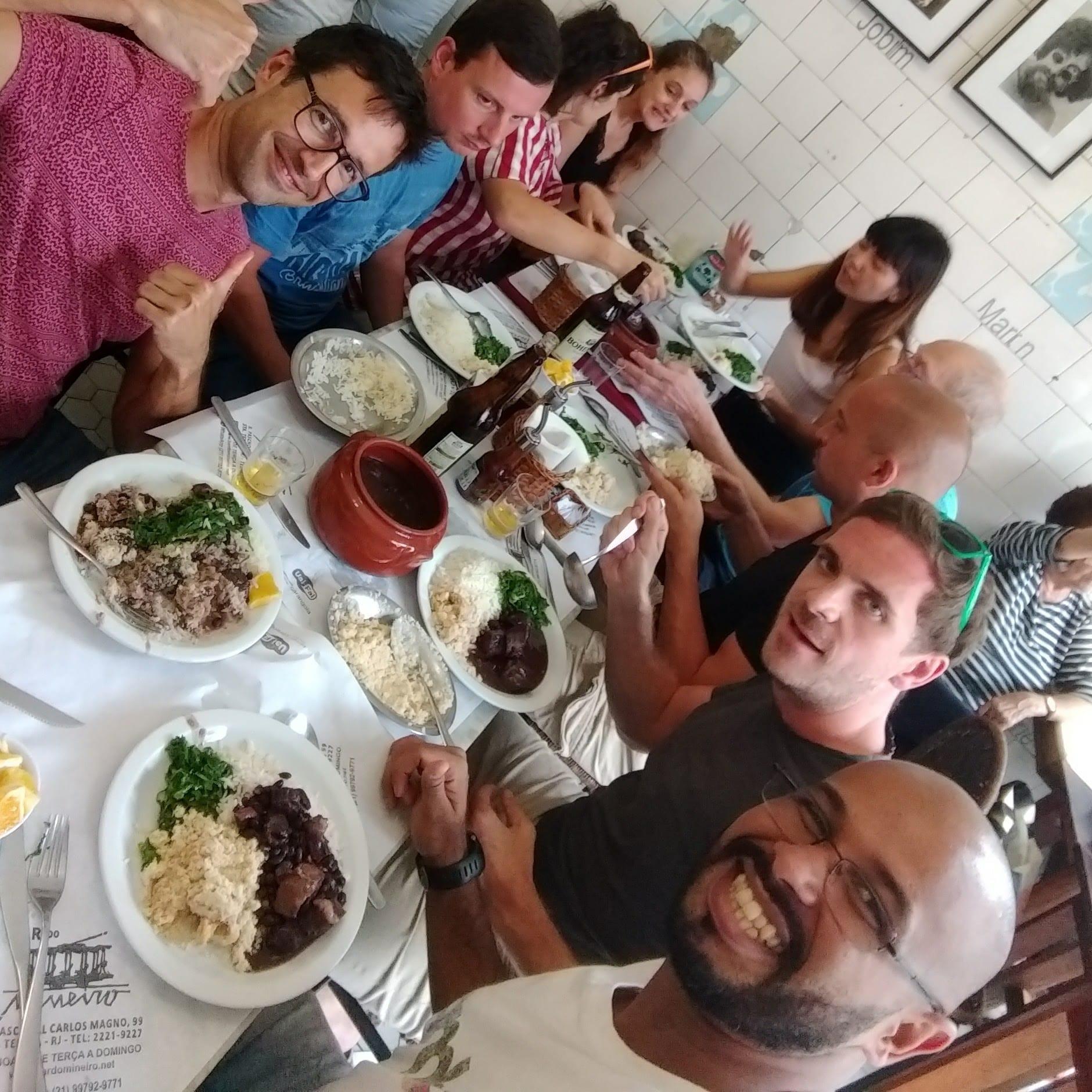 restaurantes no rio de janeiro - Bar do Mineiro