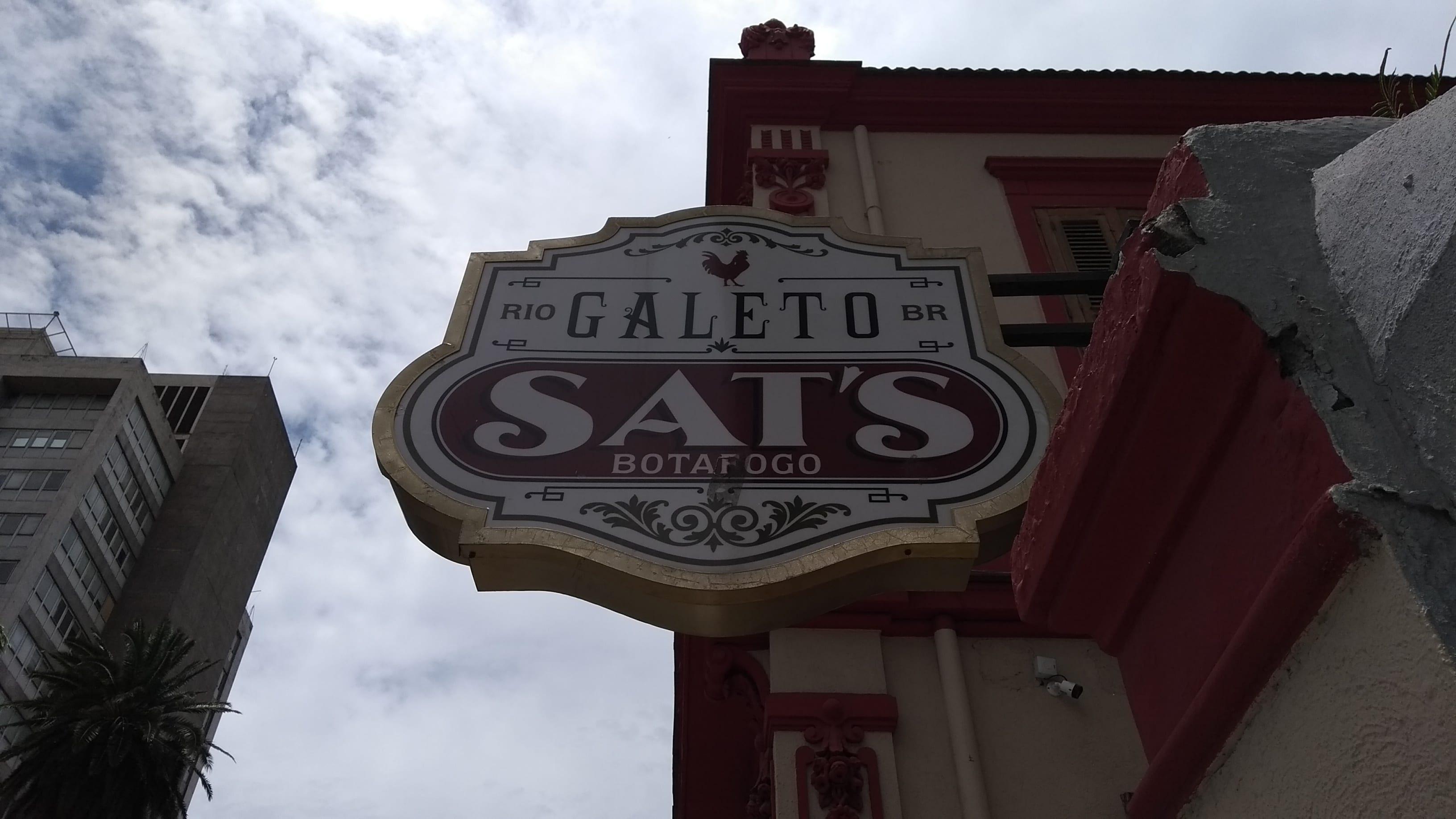 Restaurants in Rio de Janeiro - Galeto Sat's - A Dica do Dia - Rio & Learn