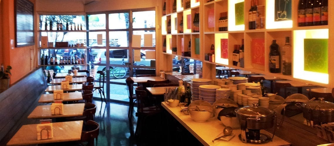 Restaurants in Rio de Janeiro - Vegetariano Social Clube - A Dica do Dia - Rio & Learn - Portuguese lessons for free