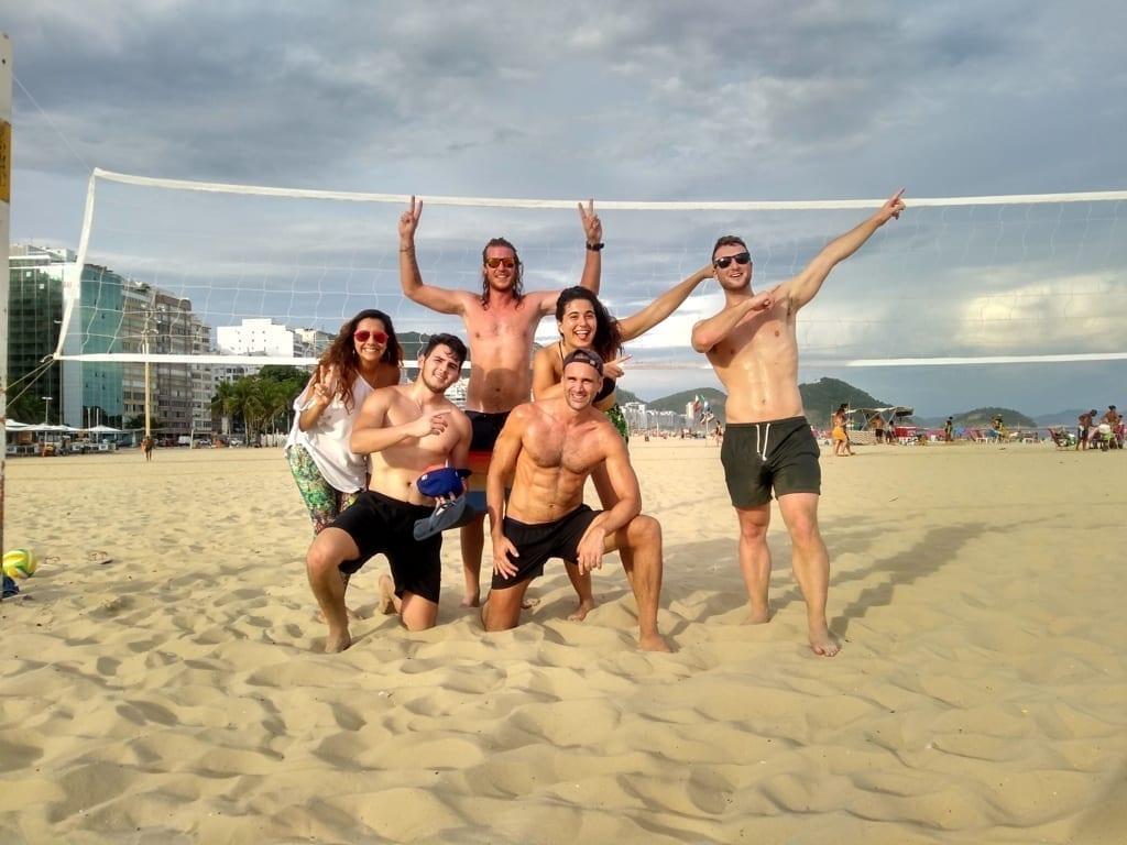 O Melhor Time de Beach Volley