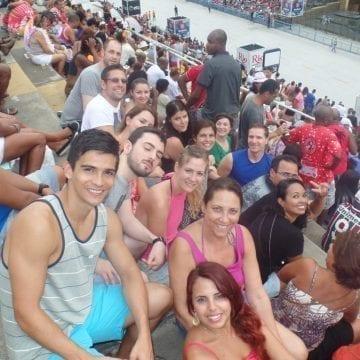 Samba School Rehearsals in Rio de Janeiro
