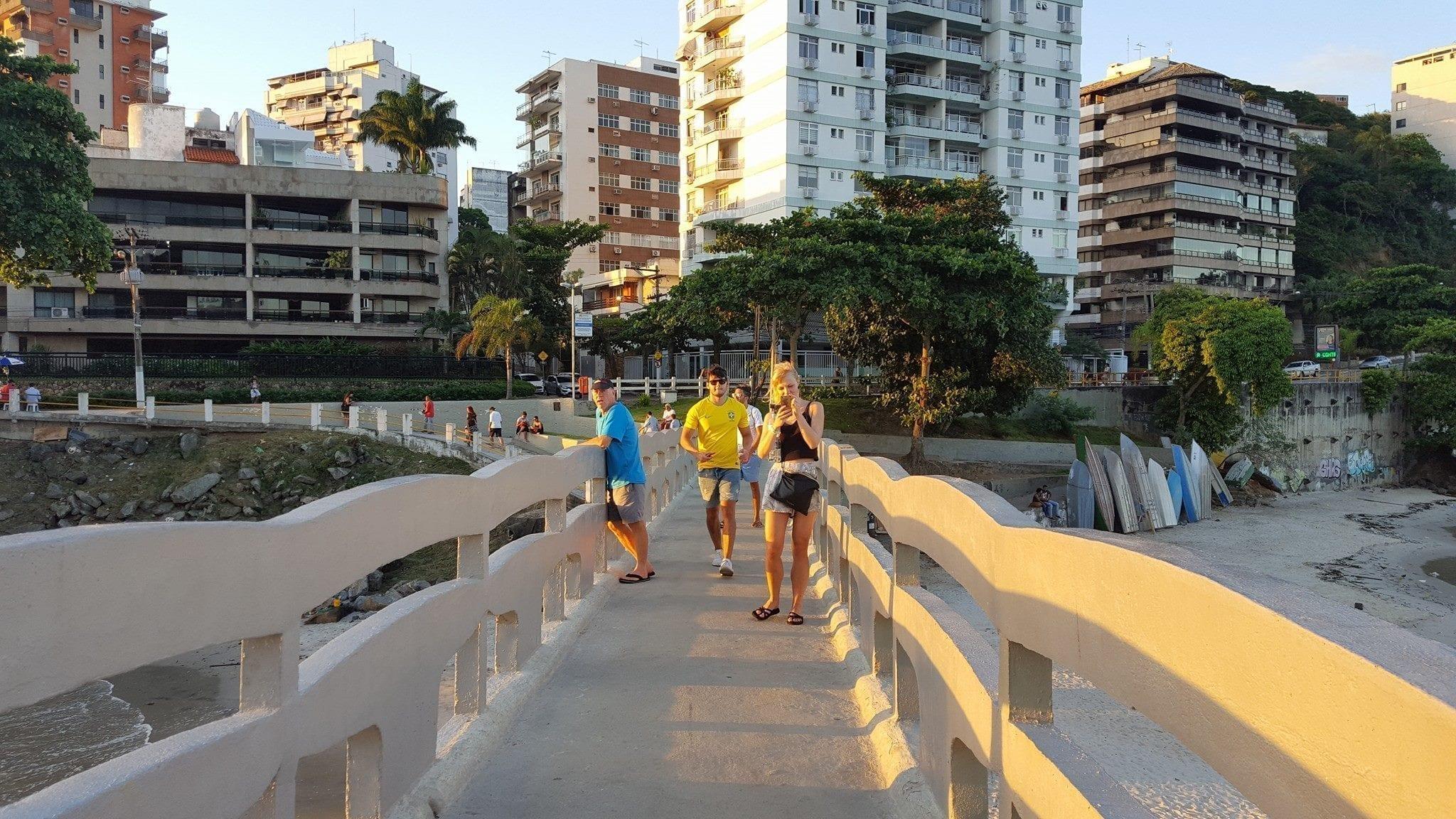 Such a nice city right next to Rio de Janeiro. Visiting Niterói.