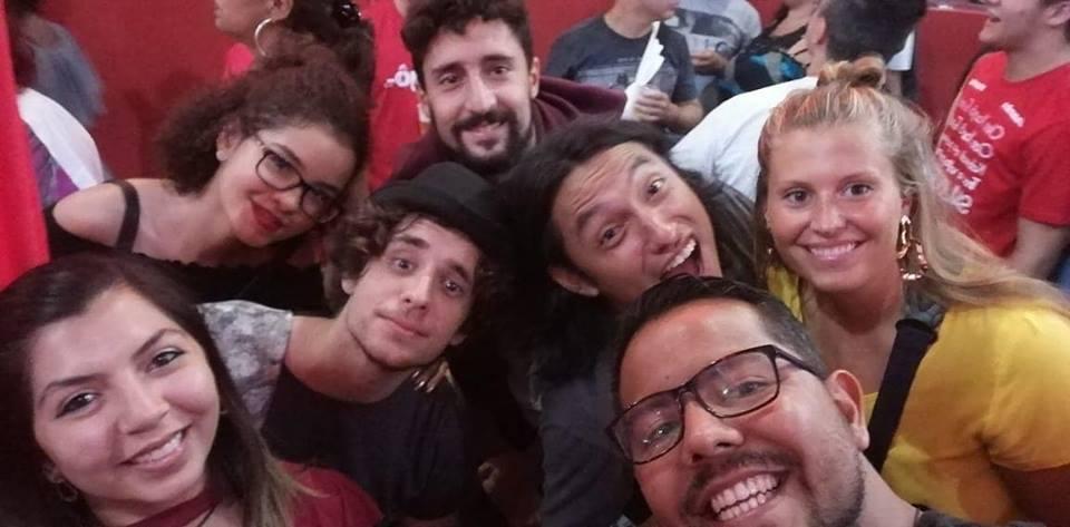 Samba School in Rio