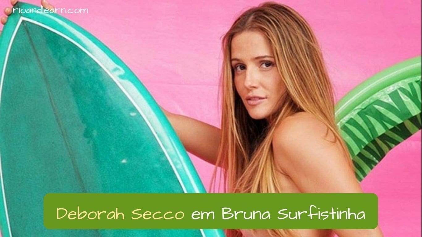 Best Brazilian Actors. Deborah Secco em Bruna Surfistinha.