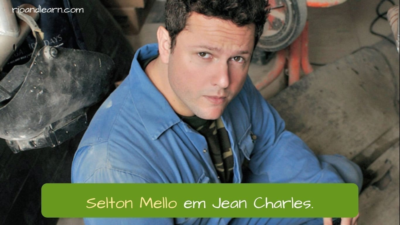 Best Brazilian Actors. Selton Mello em Jean Charles.