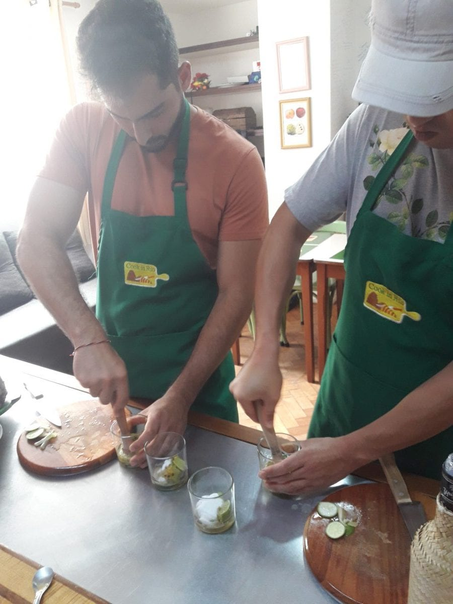 Rio&Learn ! Learning how to cook with a Brazilian chef