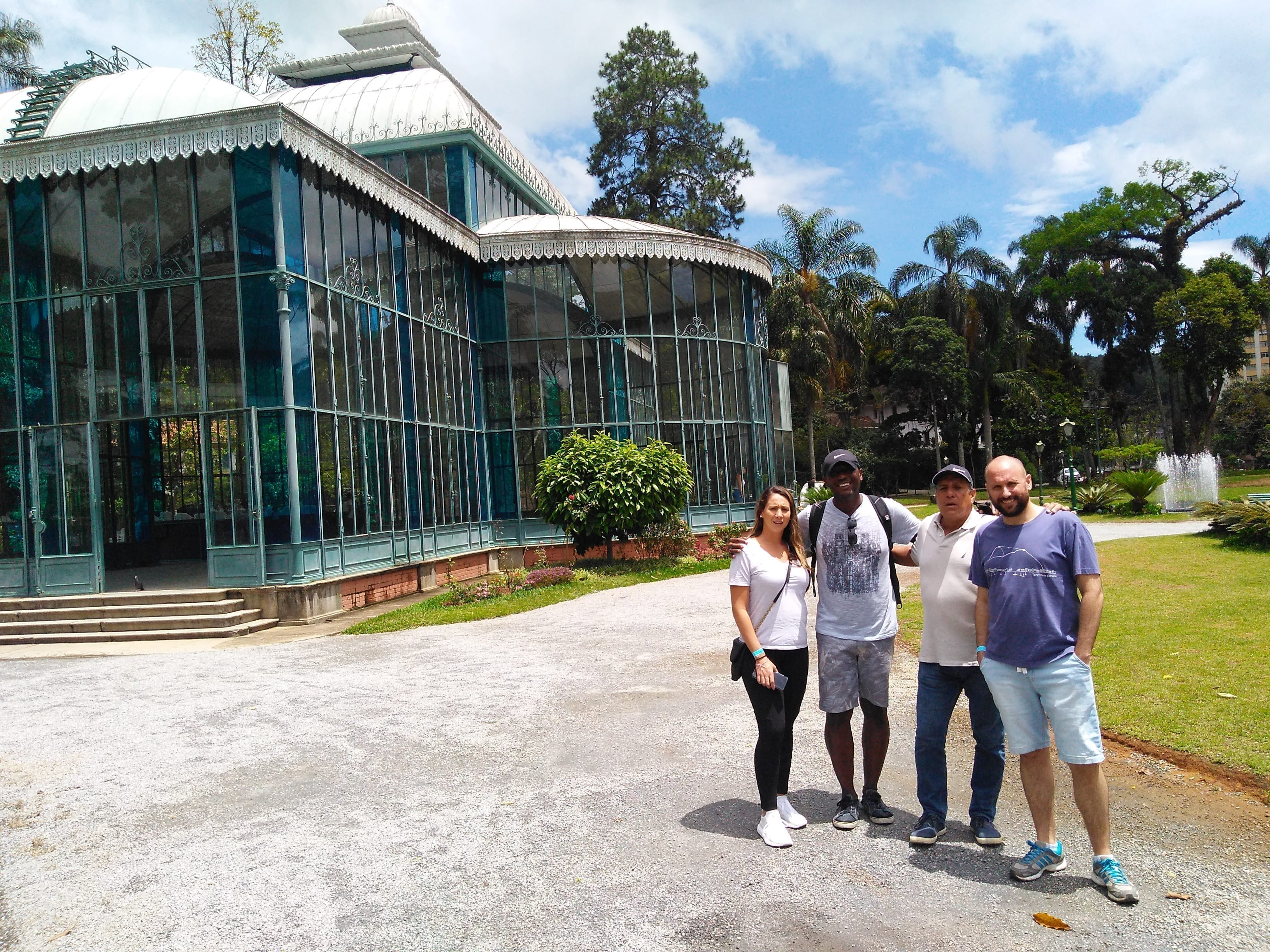 visiting petrópolis. A Real Trip Back to Past