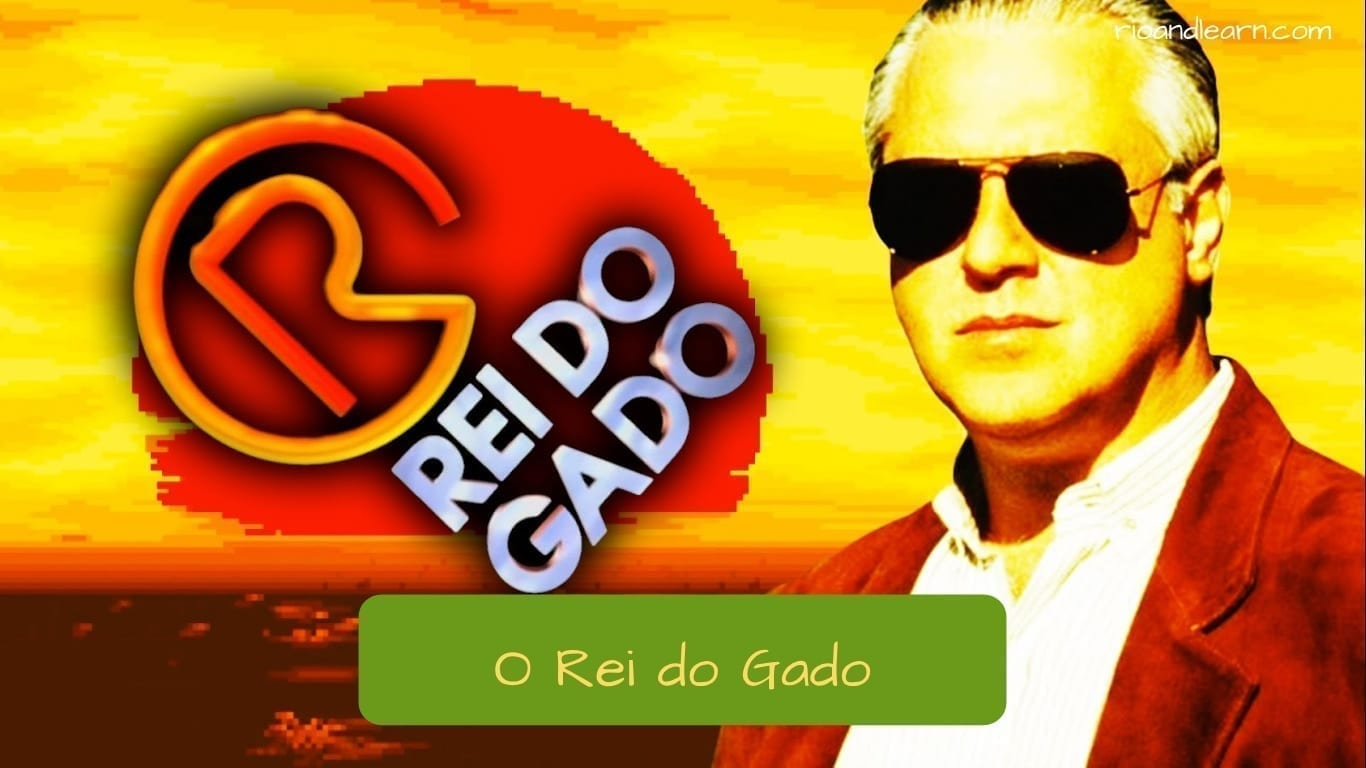 Brazilian Soap Operas – A Dica do Dia, Portuguese Classes