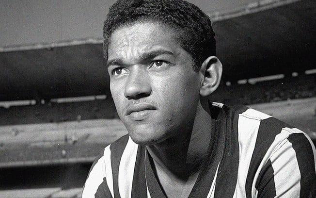 Garrincha fue un gran jugador del club Botafogo.
