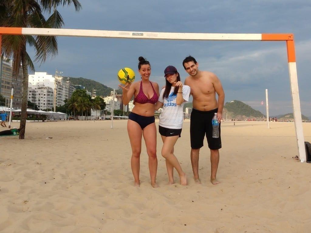 Beach Soccer Stars.