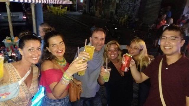 A Night With Samba and Caipirinhas