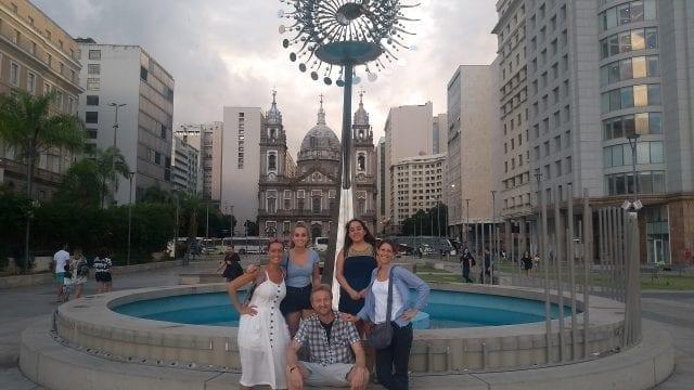 centro and history