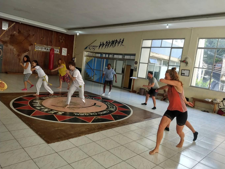 Descobrindo a Capoeira