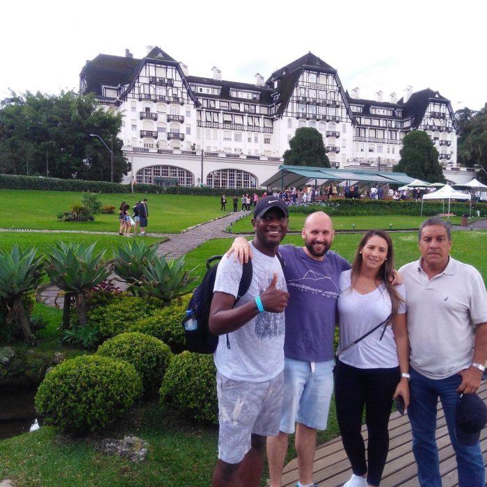 Petrópolis day trip