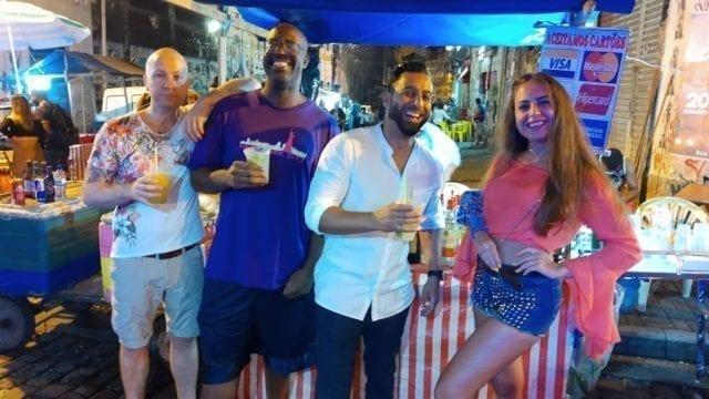 Fridaying at Pedra do Sal