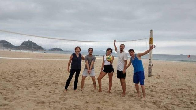 Rio Winter Games