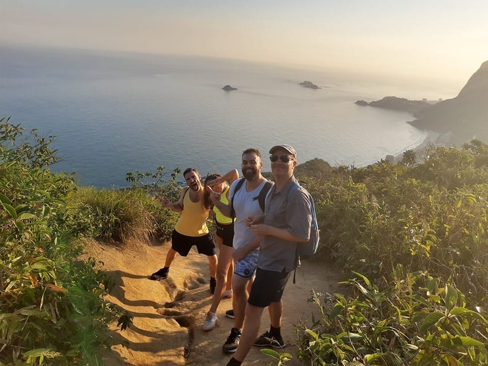 Hike in Rio!