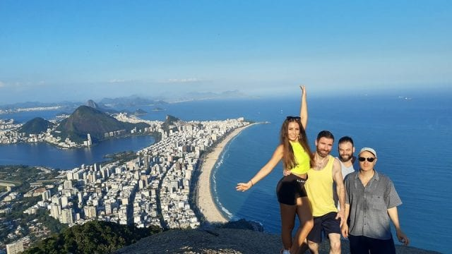 Hike in Rio