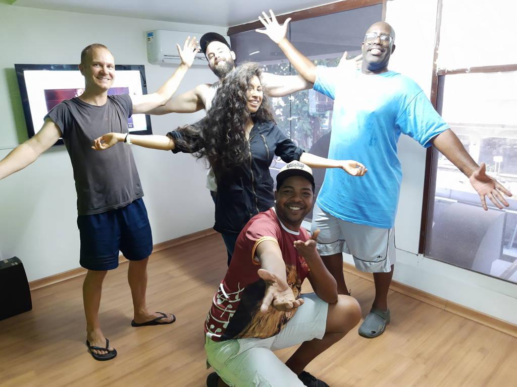 Samba en la Rio & Learn.