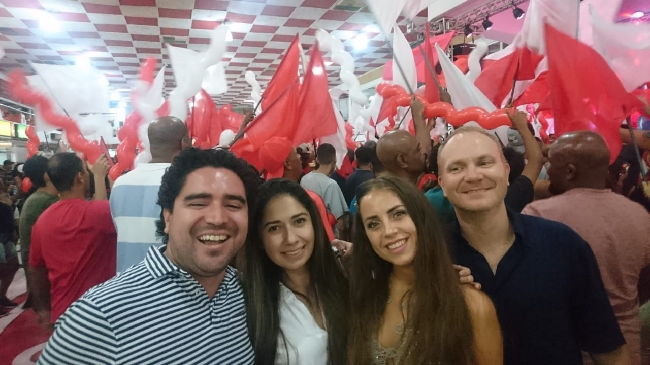 Enjoying Salgueiro Semifinals